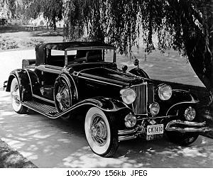 Нажмите на изображение для увеличения Название: cord_l-29_cabrio 1929.jpg Просмотров: 0 Размер:156.3 Кб ID:1191727