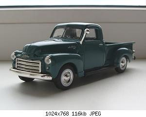 GMC Pick Up 1950 (Yat Ming)   20091017-1.jpg