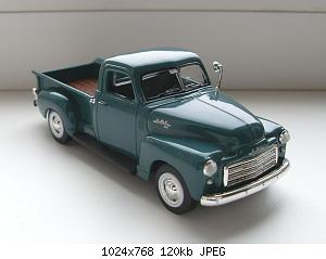 GMC Pick Up 1950 (Yat Ming)   20091017-3.jpg
