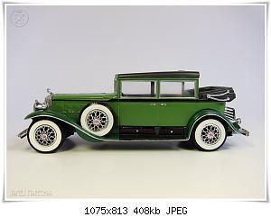 Нажмите на изображение для увеличения Название: Cadillac V16 MadameX Landaulet (3) JM.JPG Просмотров: 2 Размер:407.6 Кб ID:1139584
