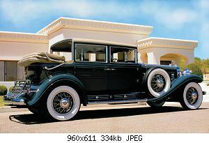 Нажмите на изображение для увеличения Название: Cadillac V16 452 Madame X Imperial Landaulet.jpg Просмотров: 1 Размер:333.7 Кб ID:1139587