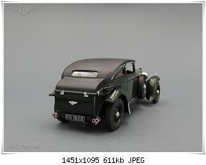 Нажмите на изображение для увеличения Название: Bentley BlueTrain (2) Ixo.JPG Просмотров: 2 Размер:611.0 Кб ID:1164488