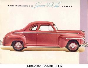 Нажмите на изображение для увеличения Название: 1946 Plymouth-12.jpg Просмотров: 2 Размер:207.3 Кб ID:1005871