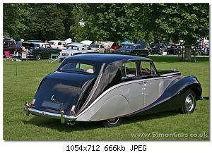 Нажмите на изображение для увеличения Название: Daimler DB18 Empress rear.jpg Просмотров: 1 Размер:665.9 Кб ID:1182621