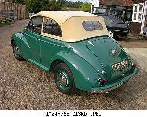 Нажмите на изображение для увеличения Название: 1024px-1949_Morris_Minor_Convertible_-_Flickr_-_The_Car_Spy_(1).jpg Просмотров: 1 Размер:212.8 Кб ID:1140786