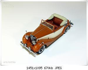 Нажмите на изображение для увеличения Название: Jaguar Mark IV (4) DG.jpg Просмотров: 3 Размер:669.5 Кб ID:1150480