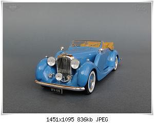 Нажмите на изображение для увеличения Название: Lagonda LG6 (1) Ixo.JPG Просмотров: 5 Размер:836.0 Кб ID:1151600