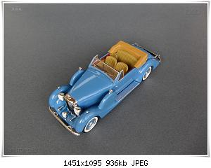 Нажмите на изображение для увеличения Название: Lagonda LG6 (4) Ixo.JPG Просмотров: 1 Размер:935.8 Кб ID:1151603