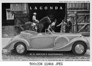 Нажмите на изображение для увеличения Название: Lagonda LG6 4.jpg Просмотров: 5 Размер:113.7 Кб ID:1151611