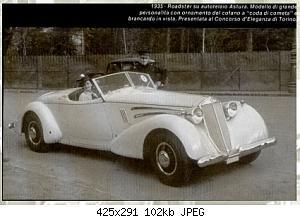 Нажмите на изображение для увеличения Название: Lancia_Astura_Roadster_1.jpg Просмотров: 3 Размер:101.9 Кб ID:1151727