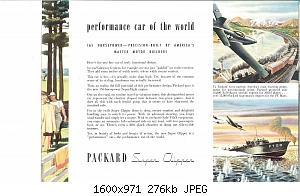 Нажмите на изображение для увеличения Название: 1946 Packard Super Clipper-05.jpg Просмотров: 1 Размер:276.1 Кб ID:1012843