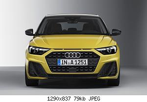 Нажмите на изображение для увеличения Название: Audi-A1-Sportback-2018-1.jpg Просмотров: 0 Размер:78.7 Кб ID:1169948