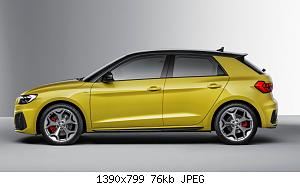 Нажмите на изображение для увеличения Название: Audi-A1-Sportback-2018-2.jpg Просмотров: 1 Размер:75.9 Кб ID:1169949