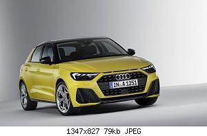 Нажмите на изображение для увеличения Название: Audi-A1-Sportback-2018-3.jpg Просмотров: 0 Размер:79.0 Кб ID:1169950