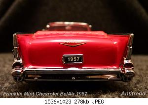 Franklin Mint Chevrolet BelAir 1957 2.jpg